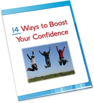 14 Ways to Boost Your Confidence | Personal Development Ebook | Personal Development Blog