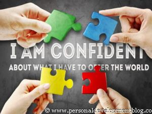 I Am Confident About What I Have To Offer The World Inspirational Wallpaper | Personal Development Inspirational Wallpaper | Inspirational Poster | Motivational Poster | Motivational Wallpaper