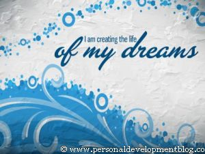I Am Creating The Life Of My Dreams Inspirational Wallpaper | Personal Development Inspirational Wallpaper | Inspirational Poster | Motivational Poster | Motivational Wallpaper
