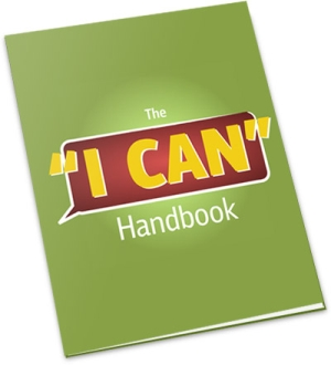 The I Can Handbook | Personal Development Ebook | Personal Development Blog