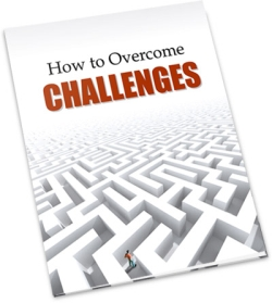 How To Overcome Challenges | Personal Development Ebook | Personal Development Blog