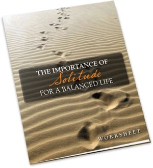 The Importance Of Solitude For A Balanced Life | Personal Development Ebook | Personal Development Blog