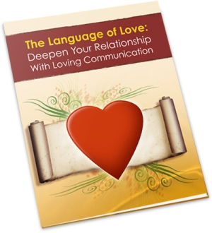 The Language of Love | Personal Development Ebook | Personal Development Blog