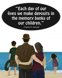 Memory Banks of our Children