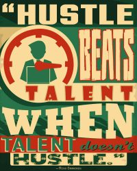 Hustle Beats Talents