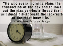 Most Busy Life by Victor Hugo