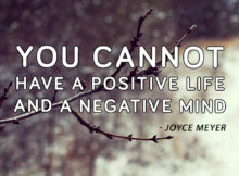 Positive Life by Joyce Meyer