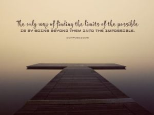 Finding The Limits Of The Possible by Confucius (Inspirational Downloads)