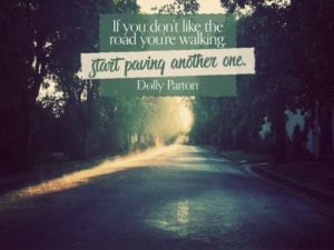 Road You Are Walking by Dolly Parton (Inspirational Downloads)