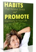Habits That Relieve Stress Ebook