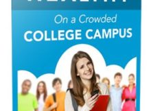 How to Stay Healthy College Campus Ebook 300x420
