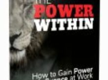 The Power Within Ebook