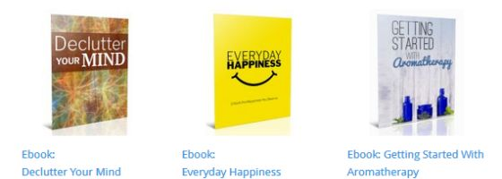Everyday Happiness – Unlock the Happiness You Deserve Ebook