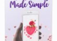 Online Dating Made Simple 120x170