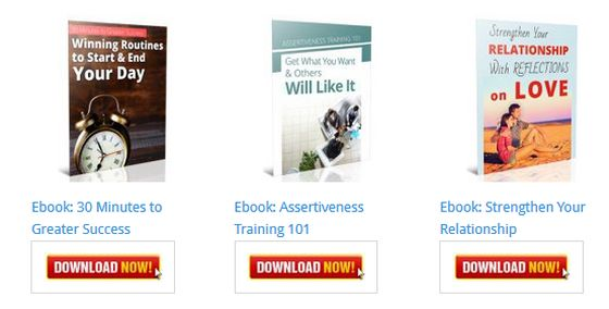 Assertiveness Training 101 Ebook