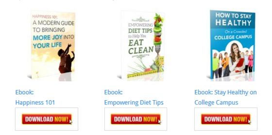 Empowering Diet Tips to Help You Eat Clean Ebook