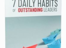 7 Daily Habits of Outstanding Leaders Ebook