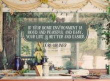 Home Environment Inspirational Quote by Lori Greiner