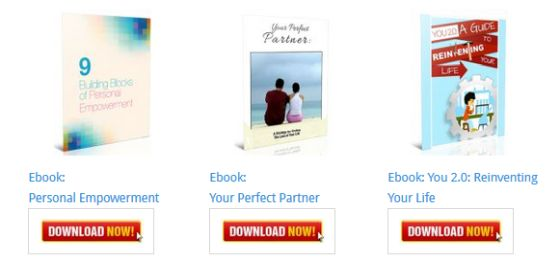 9 Building Blocks Of Personal Empowerment Ebook [Personal Development Blog Ebooks]
