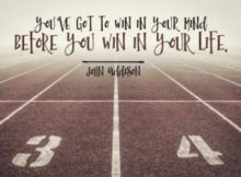 To Win In Your Life Inspirational Quote by John Addison