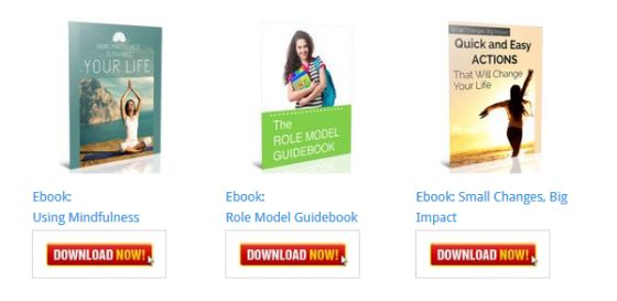 Small Changes, Big Impact Ebook [Personal Development Blog Ebooks]