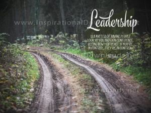 Leadership Inspirational Quote by Tom Landry