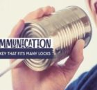 Communication Is A Key by Inspiring Thoughts