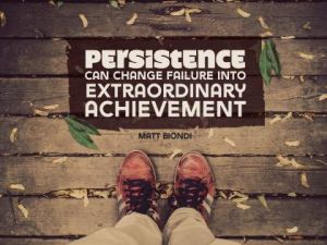 Extraordinary Achievement Inspirational Quote by Matt Biondi Inspirational Poster