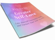 30 Days to Greater Self Love Ebook