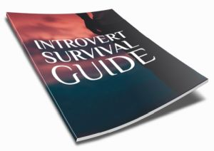 Introvert Survival Guide Inspirational Ebook