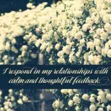 In My Relationship Inspirational Wallpaper by Inspiring Thoughts