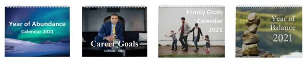 Customized 2021 Wall Calendars