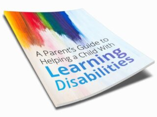 Parents Guide to Helping a Child With Learning Disabilities Cover 600