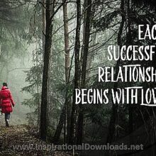 Successful Relationship Begins With Love (1999-Love)
