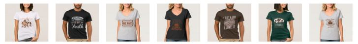 Chocolate Lovers Guide T-Shirts for Men and Women and Boys and Girls