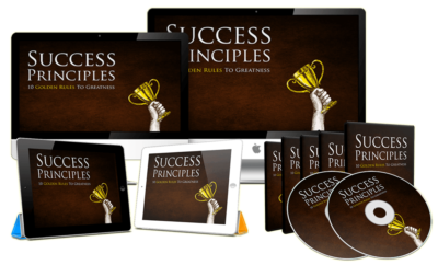 Success Principle - 10 Golden Rules To Greatness