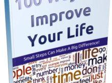 100 Ways to Improve Your Life
