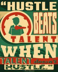 Hustle Beats Talents
