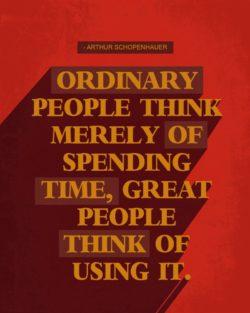Great People by Arthur Schopenhauer