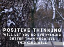 Positive Thinking by Zig Ziglar