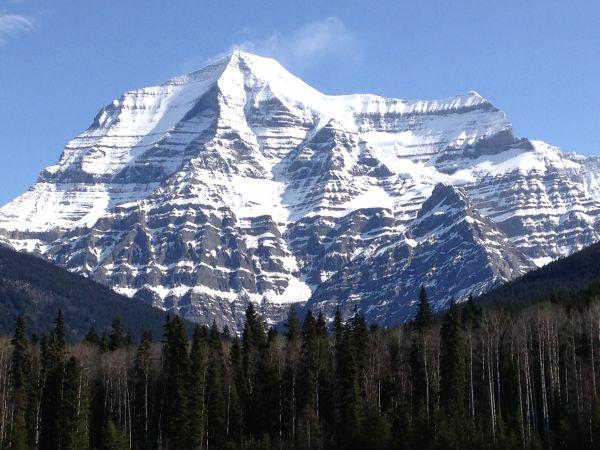 Snow Capped Mountain eCard